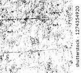 vector grunge overlay texture.... | Shutterstock .eps vector #1274354920