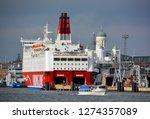 helsinki finland september 25... | Shutterstock . vector #1274357089
