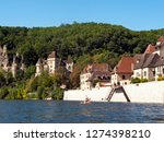 la roque gageac  france   24th...   Shutterstock . vector #1274398210