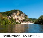 la roque gageac  france   24th...   Shutterstock . vector #1274398213