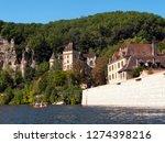 la roque gageac  france   24th...   Shutterstock . vector #1274398216
