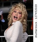 los angeles   jan 19   dolly... | Shutterstock . vector #127452020