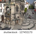 Prague   Old Town Hall  Orig....