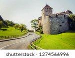 liechtenstein vaduz castle   Shutterstock . vector #1274566996