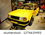 retro museum in varna  bulgaria ...   Shutterstock . vector #1274619493
