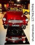 retro museum in varna  bulgaria ...   Shutterstock . vector #1274619496