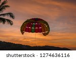 adrenaline adventure awaits you ...   Shutterstock . vector #1274636116