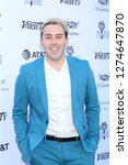 Small photo of PALM SPRINGS - JAN 4: Brett Leland McLaughlin at the Variety's Creative Impact Awards and 10 Directors to Watch Brunch at the Parker Palm Springs on January 4, 2019 in Palm Springs, CA