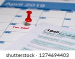 printed copy of simplified form ...   Shutterstock . vector #1274694403