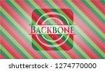 backbone christmas colors... | Shutterstock .eps vector #1274770000