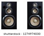 high quality loudspeakers.hifi... | Shutterstock . vector #1274974030