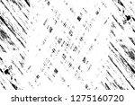 vector grunge overlay texture.... | Shutterstock .eps vector #1275160720