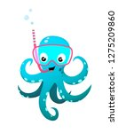 Illustration Vector Of Cute And ...