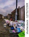 tunstall  stoke on trent ... | Shutterstock . vector #1275272509