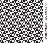 seamless geometric triangle and ... | Shutterstock .eps vector #1275286870