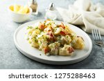 Potato Salad With Bacon And...