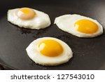 Organic Sunnyside Up Egg Ready...