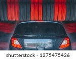 car wash foam water  automatic... | Shutterstock . vector #1275475426