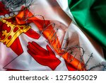 the troubles  good friday... | Shutterstock . vector #1275605029