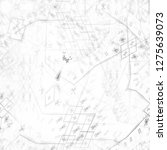 black and white geometric...   Shutterstock . vector #1275639073