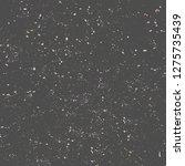 gold speckles vintage texture... | Shutterstock .eps vector #1275735439