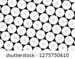 abstract geometric background... | Shutterstock . vector #1275750610