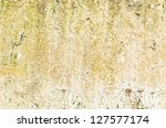 damage paint rusty wall for...   Shutterstock . vector #127577174