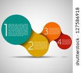 Modern Design Layout   EPS10 Vector   Shutterstock vector #127586918