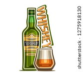 illustration of alcohol drink...   Shutterstock . vector #1275918130