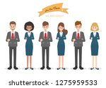 international character people... | Shutterstock .eps vector #1275959533