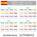 2020 2023 Spanish Type 1...