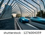 fast cars on the road | Shutterstock . vector #1276004359