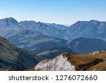 western alps are the western... | Shutterstock . vector #1276072660
