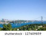 istanbul | Shutterstock . vector #127609859