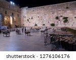 jerusalem  israel   june 16 ...   Shutterstock . vector #1276106176