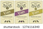 collection of labels for... | Shutterstock .eps vector #1276116340