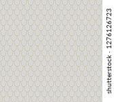 snake skin seamless vector... | Shutterstock .eps vector #1276126723
