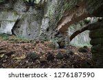 hiking in lazio | Shutterstock . vector #1276187590