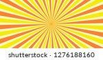memphis style design shapes... | Shutterstock .eps vector #1276188160