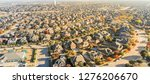 panorama view aerial view new...   Shutterstock . vector #1276206670