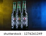 poznan  pol   dec 12  2018 ... | Shutterstock . vector #1276261249