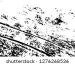 grunge abstract black... | Shutterstock .eps vector #1276268536