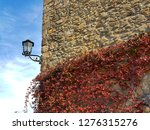 the castle wall in the north... | Shutterstock . vector #1276315276