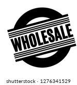 wholesale black stamp  sticker  ... | Shutterstock .eps vector #1276341529