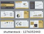 professional business... | Shutterstock .eps vector #1276352443