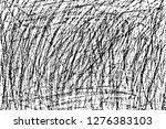 grunge urban texture of chaotic ... | Shutterstock .eps vector #1276383103