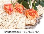 Matza Bread For Passover...