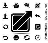 expand the program window icon. ...