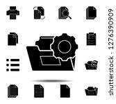 configure folder icon. simple...