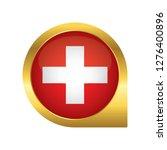 flag of switzerland  location... | Shutterstock .eps vector #1276400896